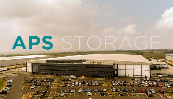 APS Storage Aerial Video
