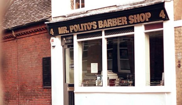 MR. POLITO'S BARBER SHOP