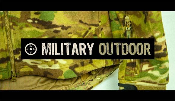 Military Outdoor Patriot Jacket