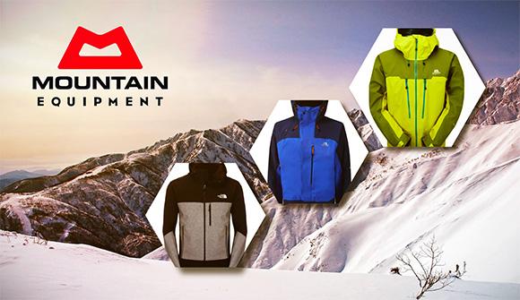 Mountain Equipment Advert