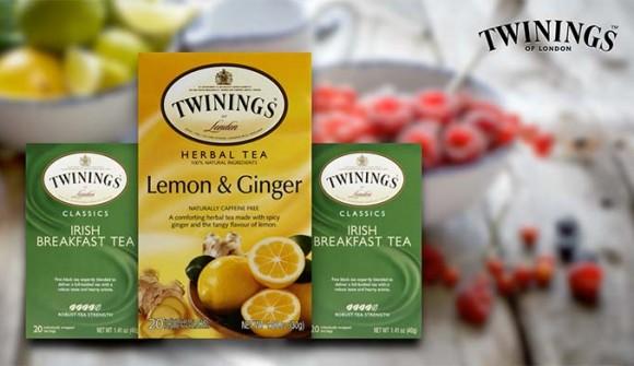 Twinings Tea Motion Graphics